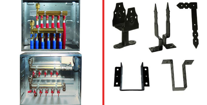 HYDRAULIC SYSTEMS - ROOF COMPONENTS